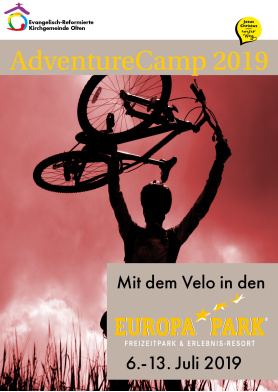 AdventureCamp 2019<div class='url' style='display:none;'>/</div><div class='dom' style='display:none;'>ref-olten.ch/</div><div class='aid' style='display:none;'>21</div><div class='bid' style='display:none;'>5772</div><div class='usr' style='display:none;'>13</div>